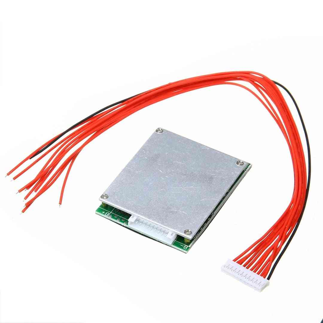 Li-ion Lipolymer Battery Bms Pcb With Balance Supports Ebike Escooter