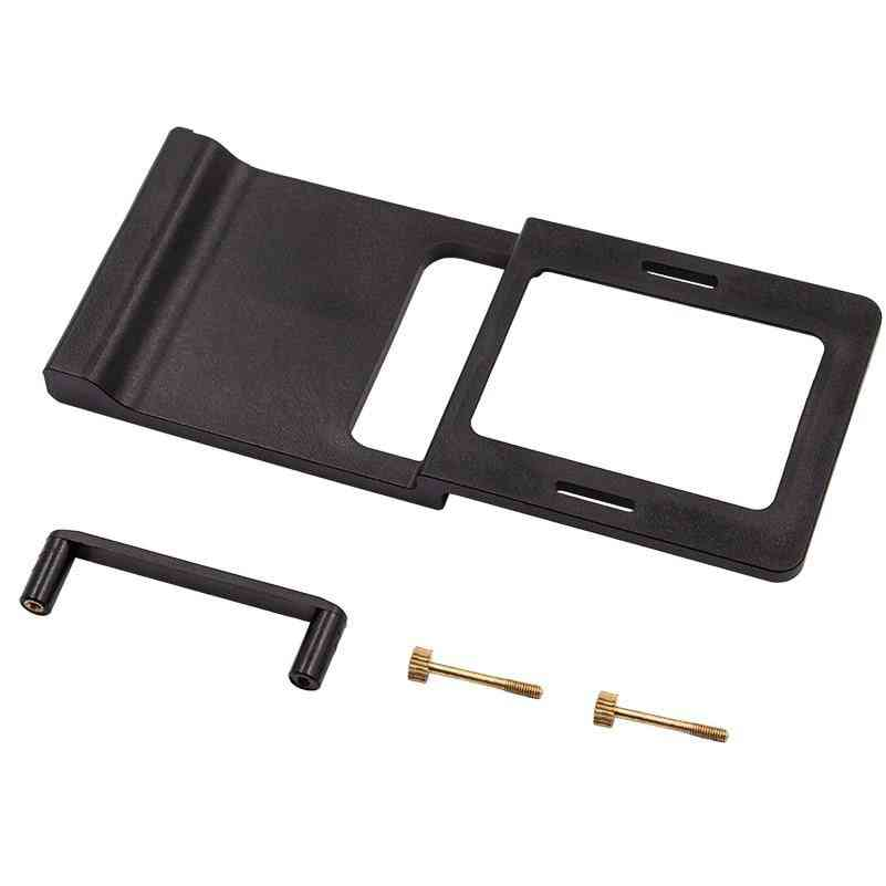Handheld Stabilizer Gimbal Switch Plate Adapter Mount, Camera Accessory