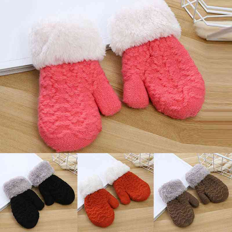 Winter Boy Girl Gloves For Cold Weather
