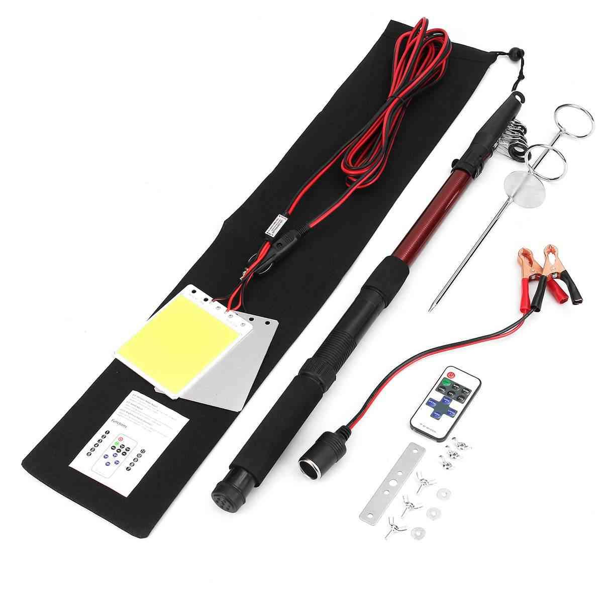 Led Camping Lamp Remote Controller Car Lantern