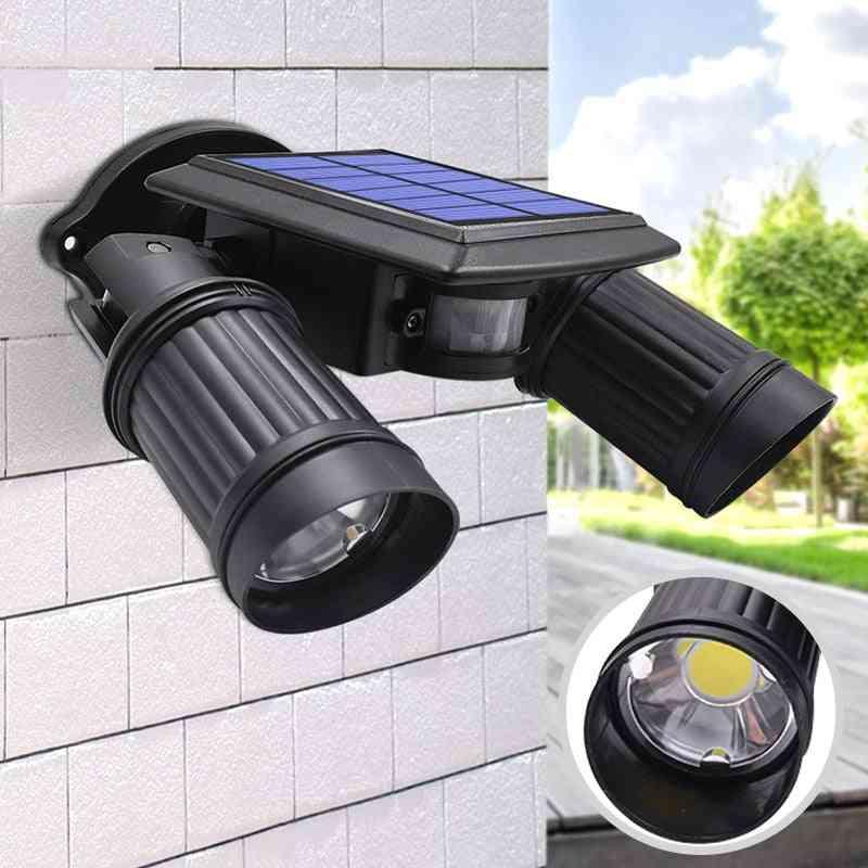 Super Bright Garden Security Lamp Outdoor Street Light
