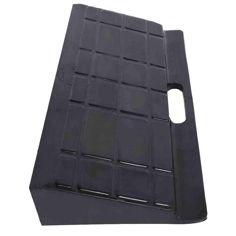 Rubber Kerb Ramp Non-slip Durable 45 × 20 × 7cm