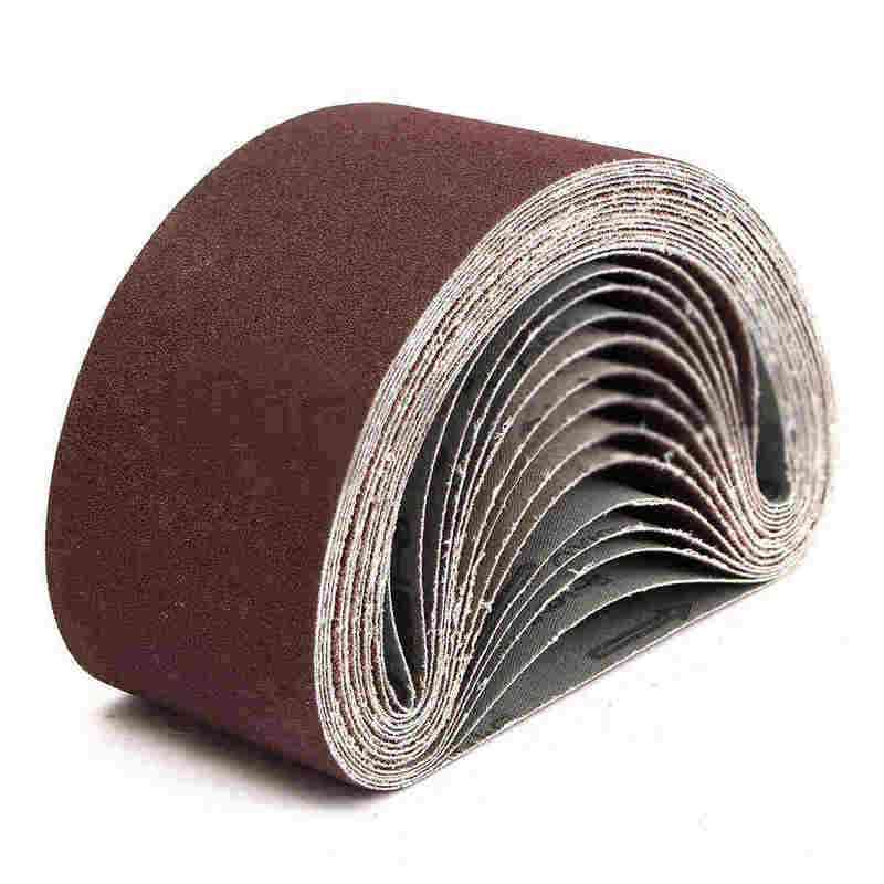 Sanding Belt Aluminium Oxide Grits Power Accessory