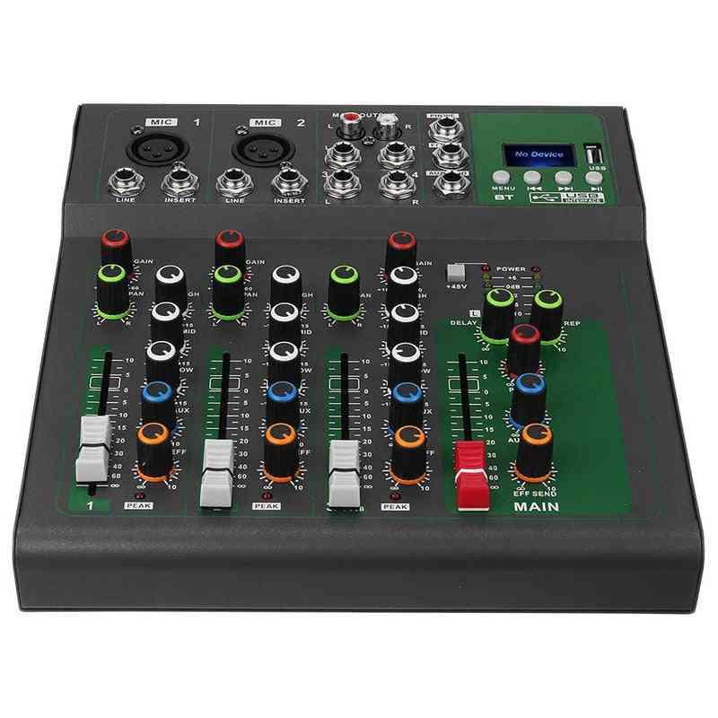 Bluetooth Portable Audio Mixer