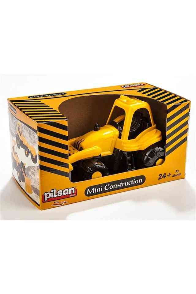 Construction Machinery Boxed