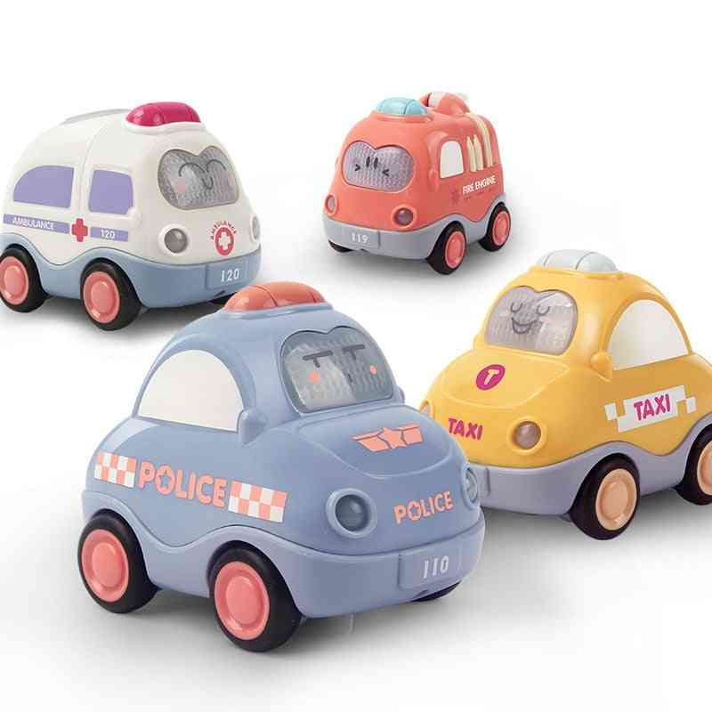 Car Doll Toy, Crib Mobile Bell Rings, Grip Gutta Hand Catching Balls For Kids, Engineering Vehicle