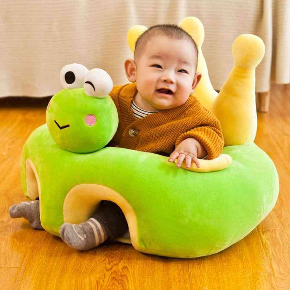 Children's Sofa Cover For Frog Plush, Rabbit Kids, Baby Learning Seat, Baby, Reading Book Covers