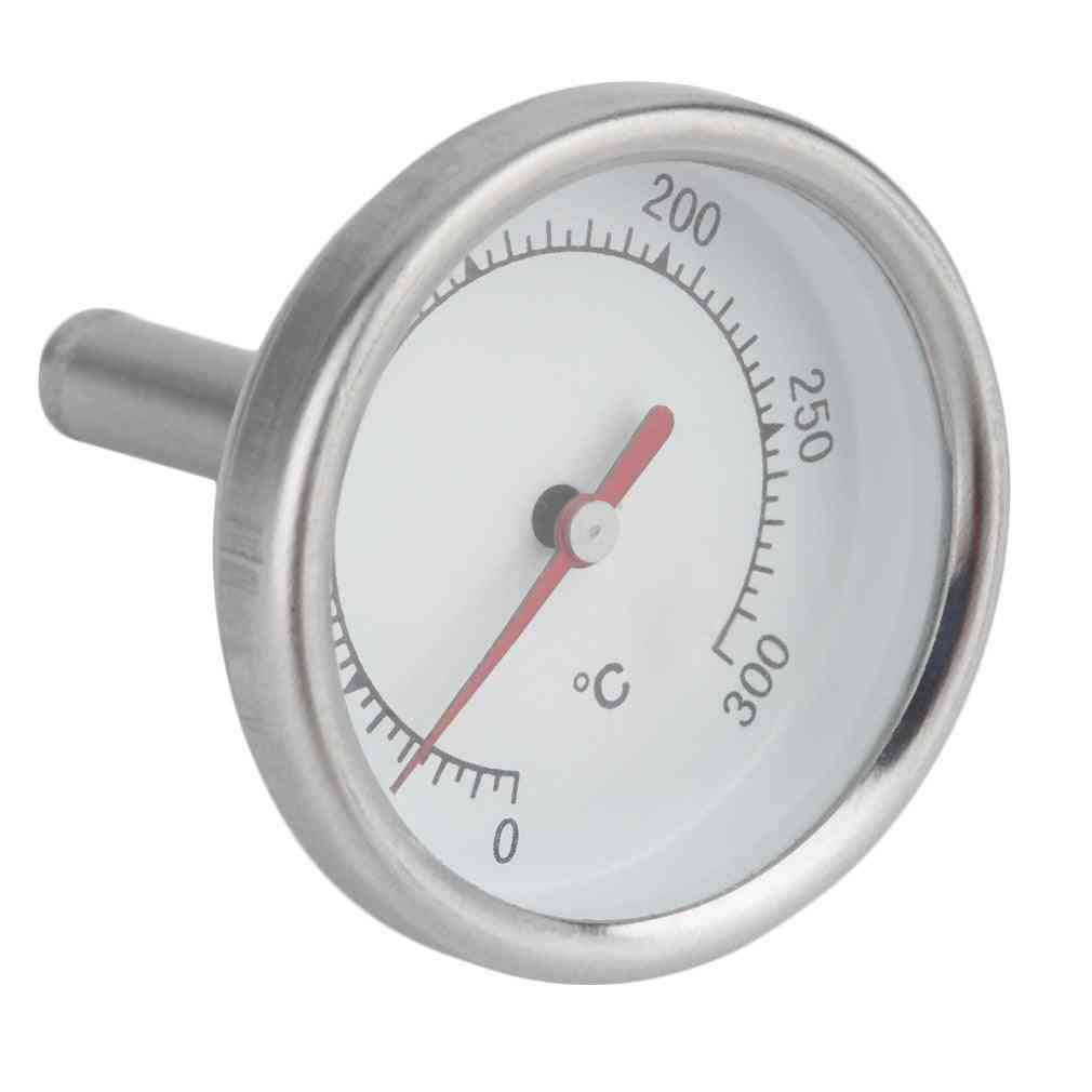 Stainless Steel Kitchen Food Cooking Coffee Milk Frothing Thermometer