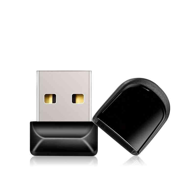 Super Mini Black Flash Drive
