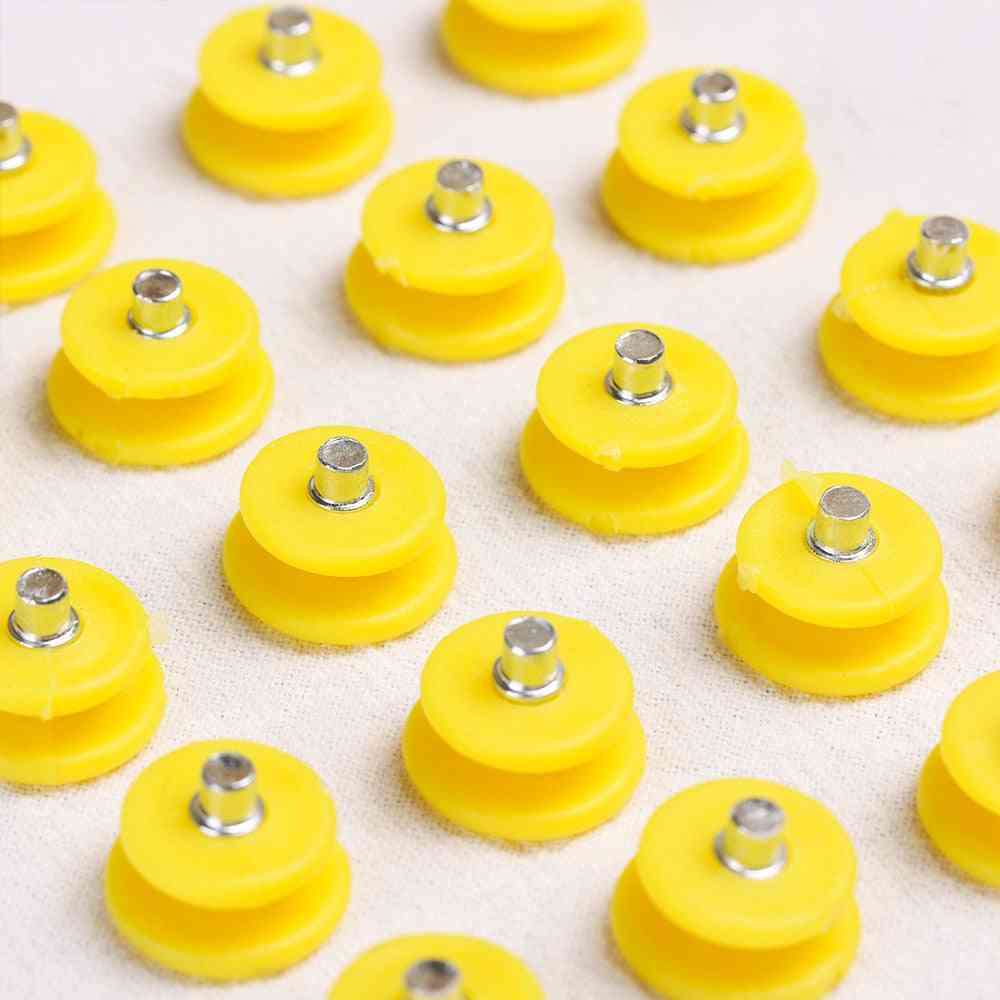 10/20pcs Teeth Nail For Ice Snow Climbing Crampons Spike Winter Outdoor Anti-slip Shoe