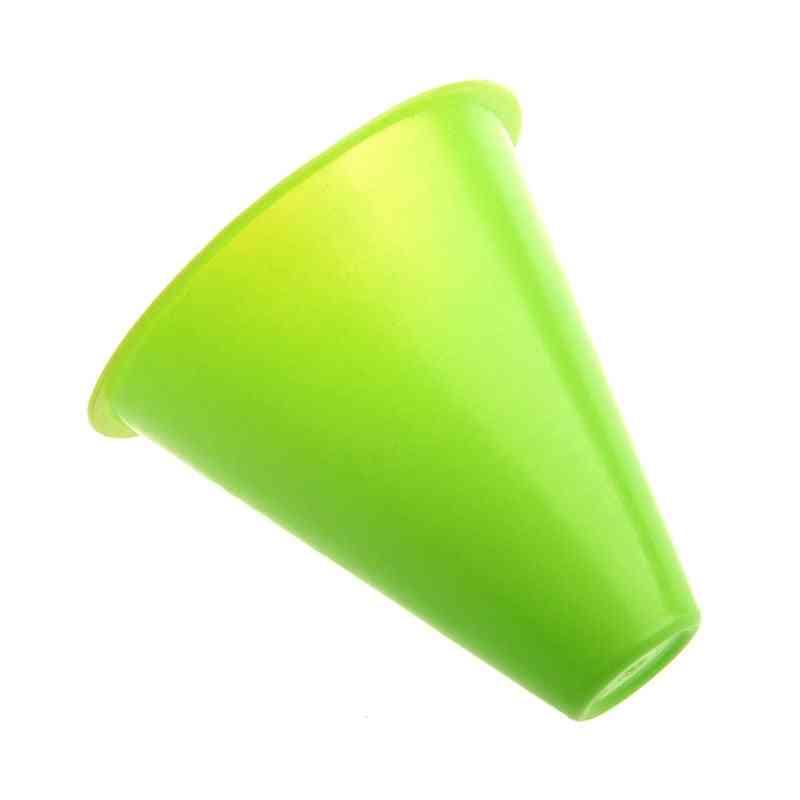 3 Inches Cones For Slalom Skate Roller-skating