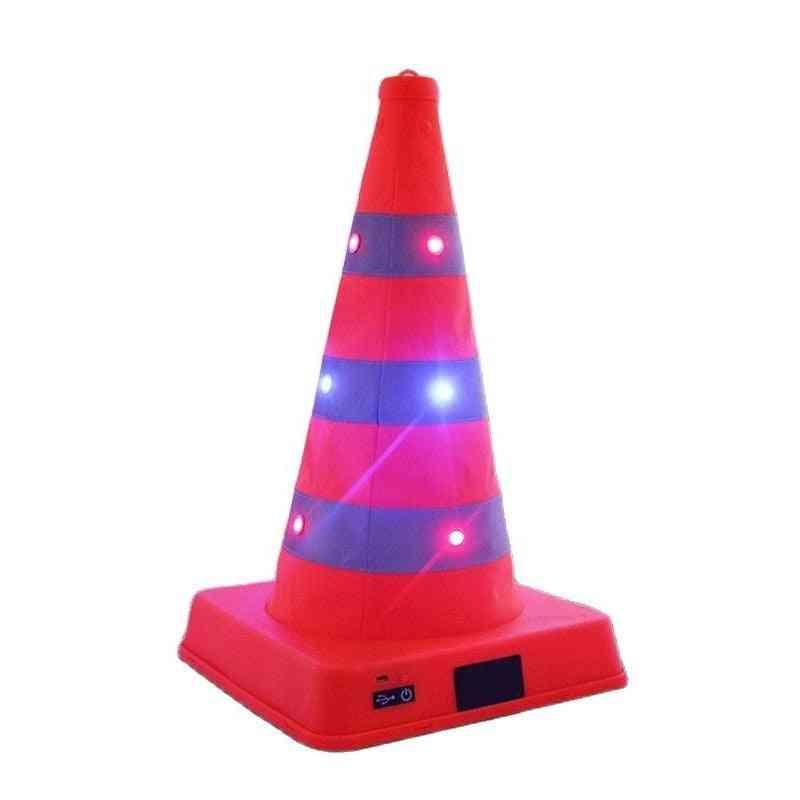 Warning Led Safety Road Cone