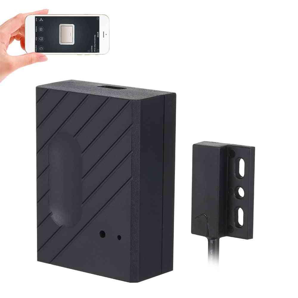 Wifi Smart Switch Garage Compatible With Alexa Google Home Voice Control Ifttt Door Controller Door Opener Smart Remote