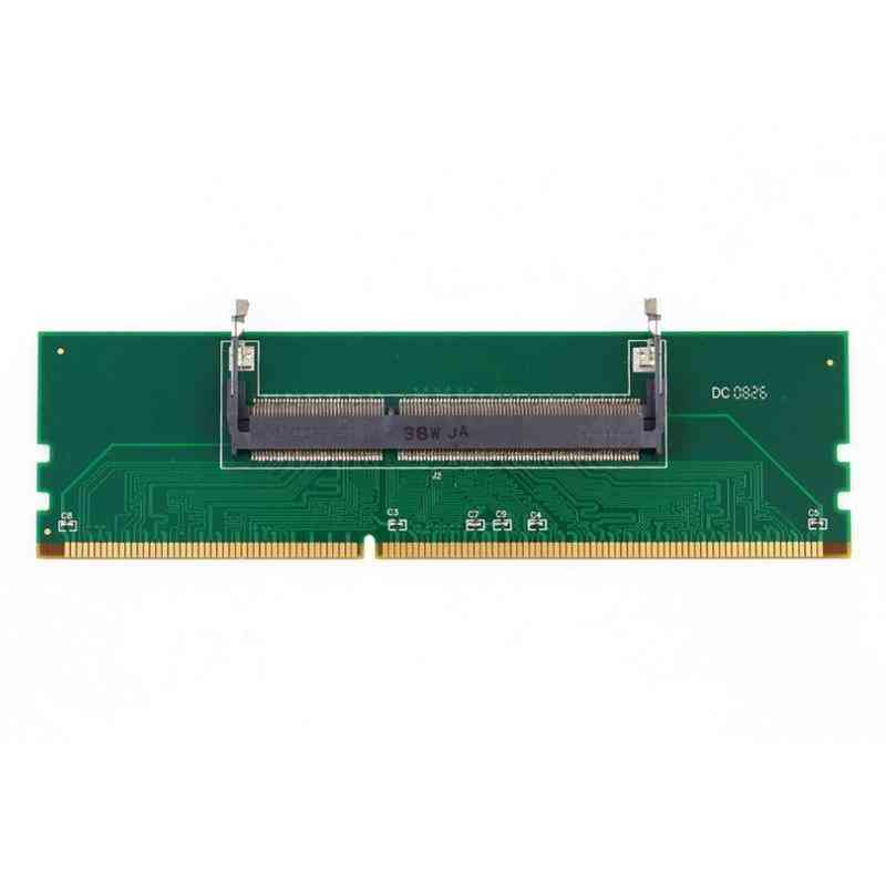 Desktop Memory Connector Adapter Card