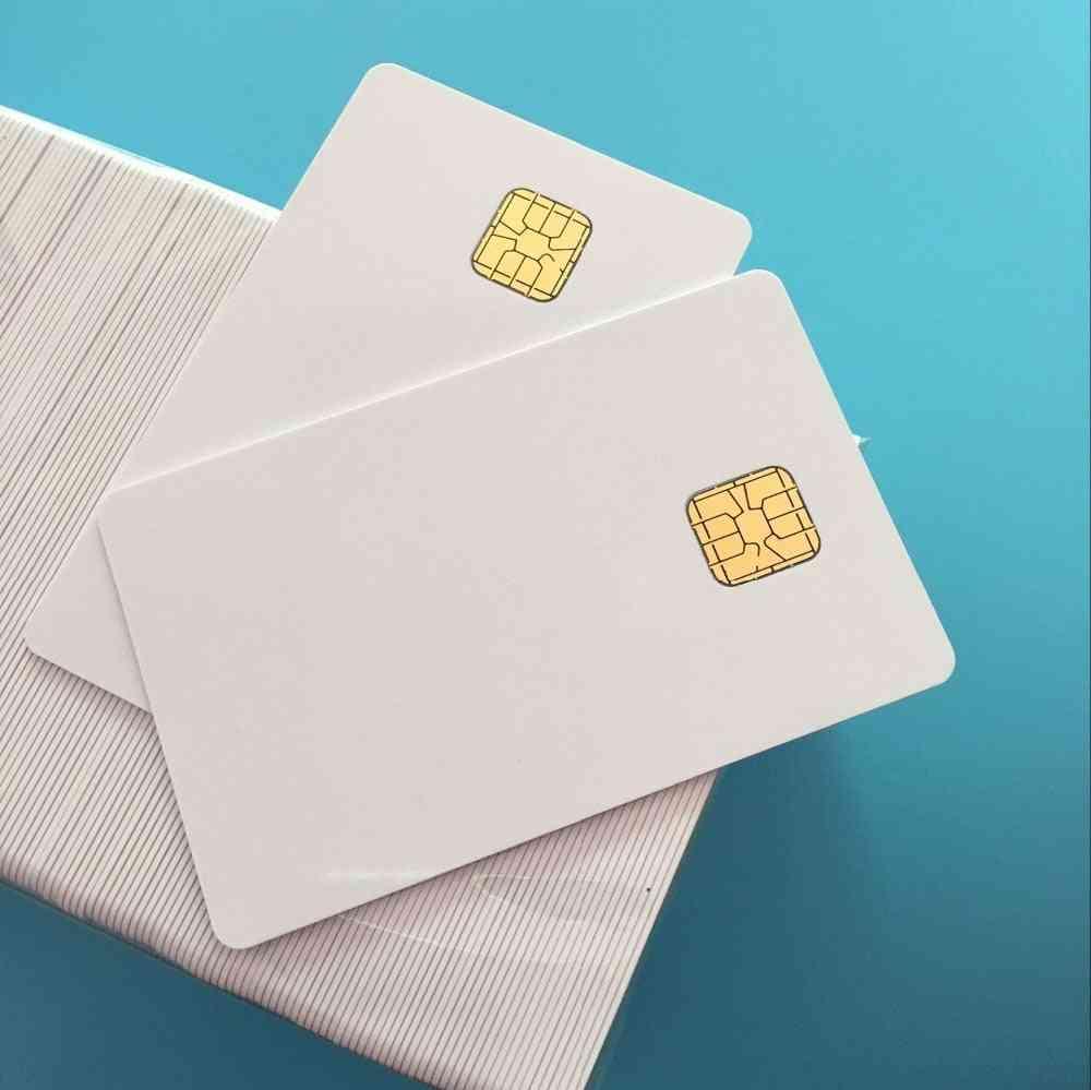 White Pvc Smart Card