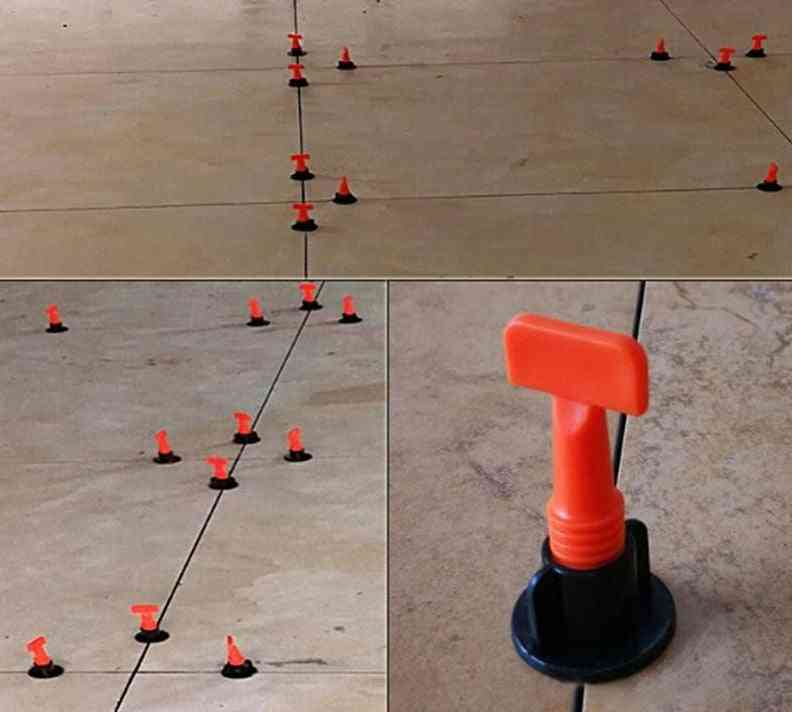 Tile Leveling System Tile Spacers For Flooring