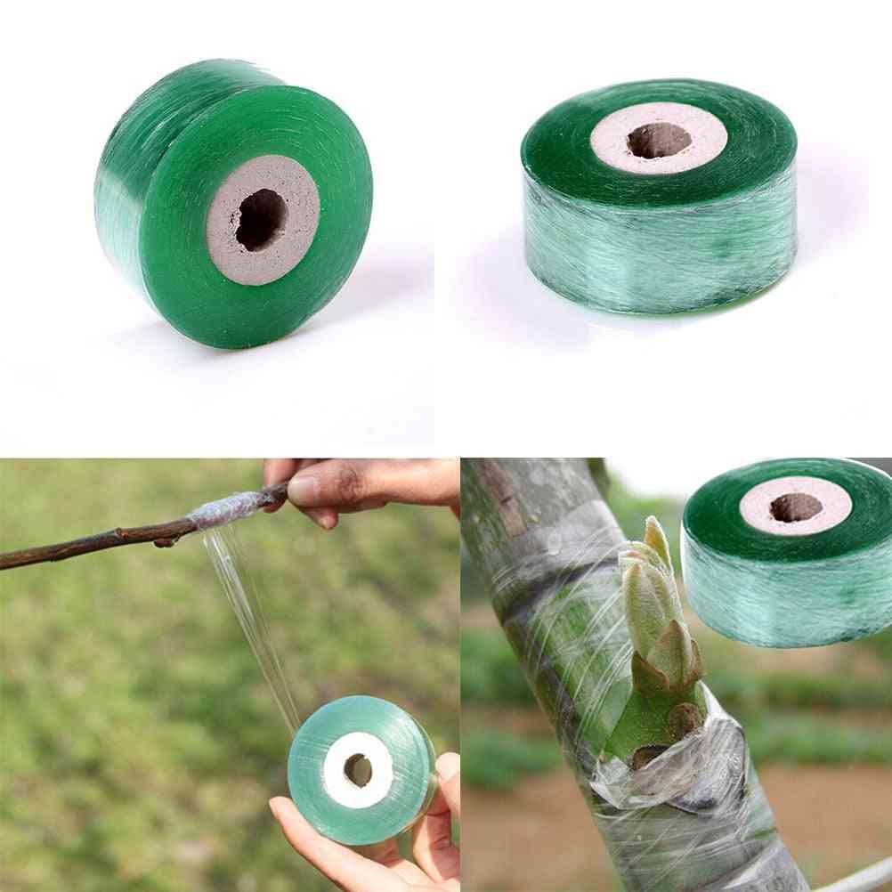 Roll Tape, Parafilm Pruning, Strecth, Graft Budding Barrier Floristry, Plant Fruit Tree Nursery Moisture Garden Repair