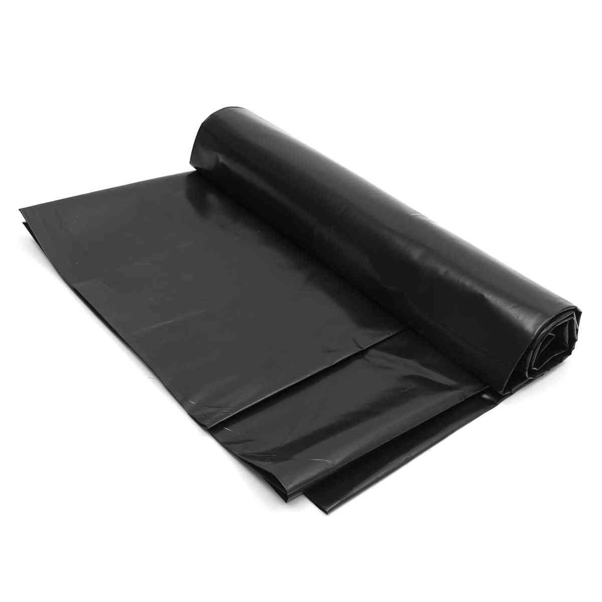 Fish Pond Liner, Garden Landscaping Pool Reinforced, Waterproof Membrane Cloth