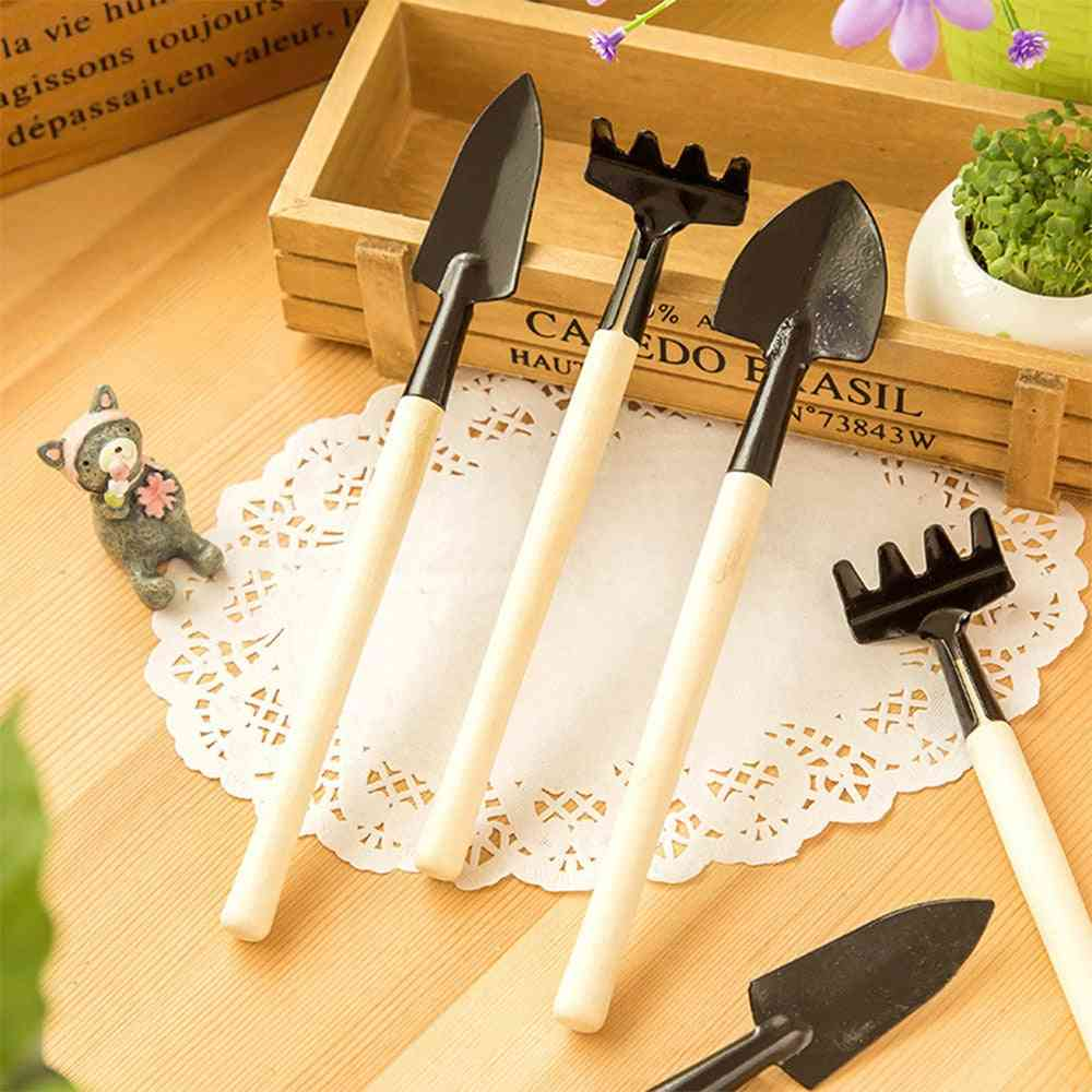 Garden Tools Set, Small Transplant Hand Tool For Multi-functional Indoor Gardening, Plant Care, Potted Gardening Tools
