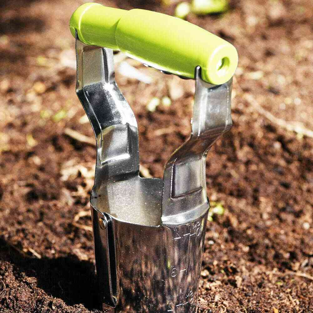 Agricultural Transplanting Seedlings Tools, Garden Hand Held Planter, Vegetables Transplanted Moving Plant Tool