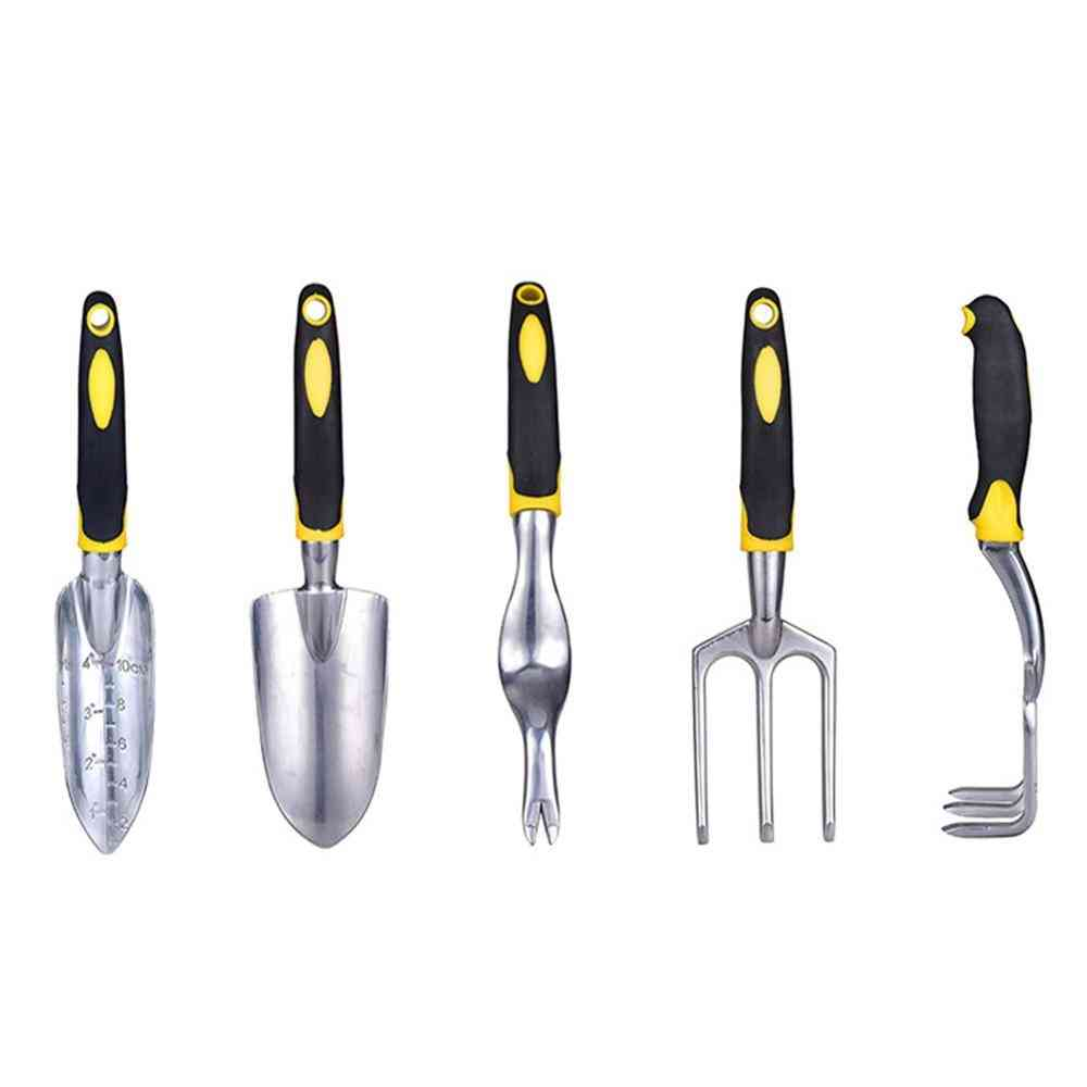 Gardening Tool Stainless Steel, Hoe, Shovel, Rake, Used For Weeding Loose Soil, Planting Flowers, Potted Plant Tools