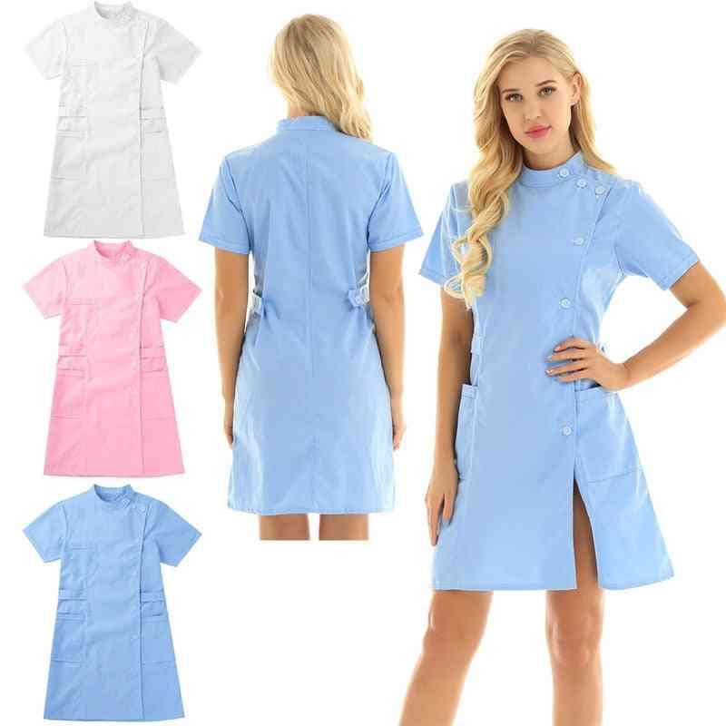 Womens Dress Short Sleeve