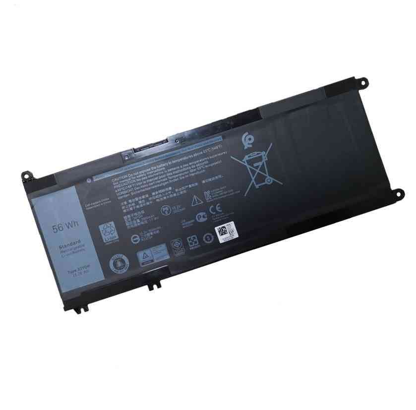 7xinbox 15.2v 56wh 33ydh Pvht1 99nf2 Laptop Battery For Dell Inspiron
