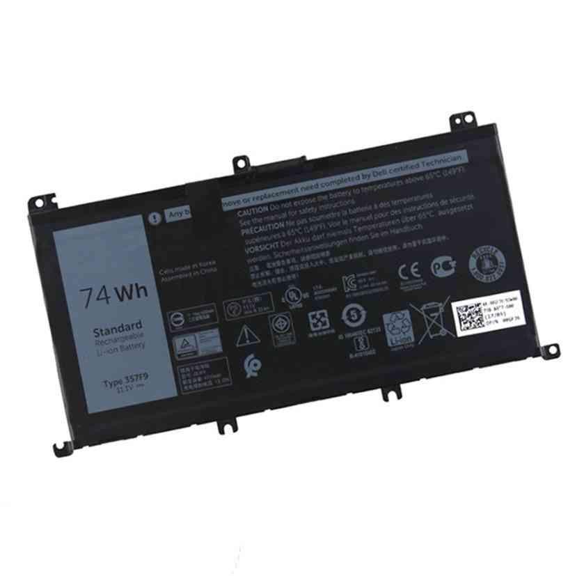 7xinbox 11.4v 74wh Original 357f9 Laptop Battery