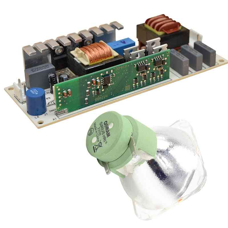 Beam Lamp Bulb With Ballast Power Supply For R7 Msd Platinum Stage Light