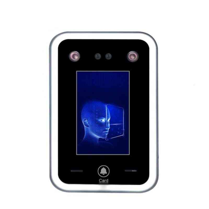 Visible Light Dynamic Facial Recognition Terminal With Software