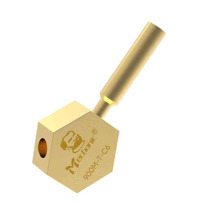 Honeycomb Micro Soldering Station Soldering Tip Heating Platform