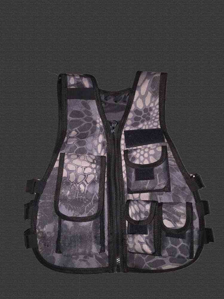 Tactical Vest Mandrake For Games And Training Scouting Uniforms Vest