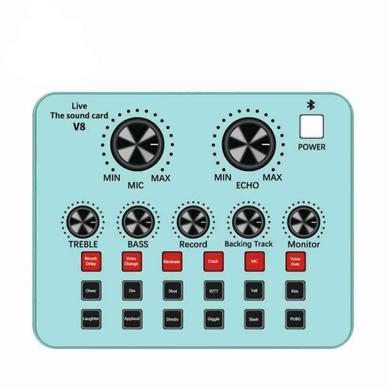 Usb External Sound Card