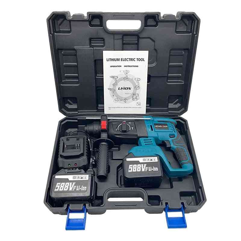 Brushless Impact Rotary Cordless Electric Hammer Drill