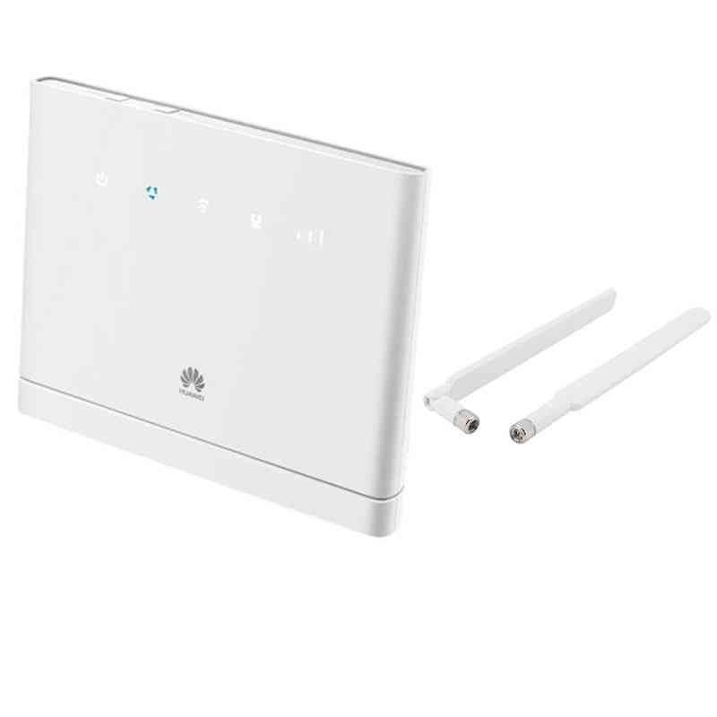 Unlock Huawei B315, 4g Portable Wireless Wifi Router +2pcs Antenna