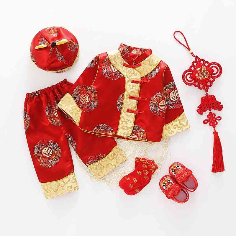 Costumes Baby Tang Suit