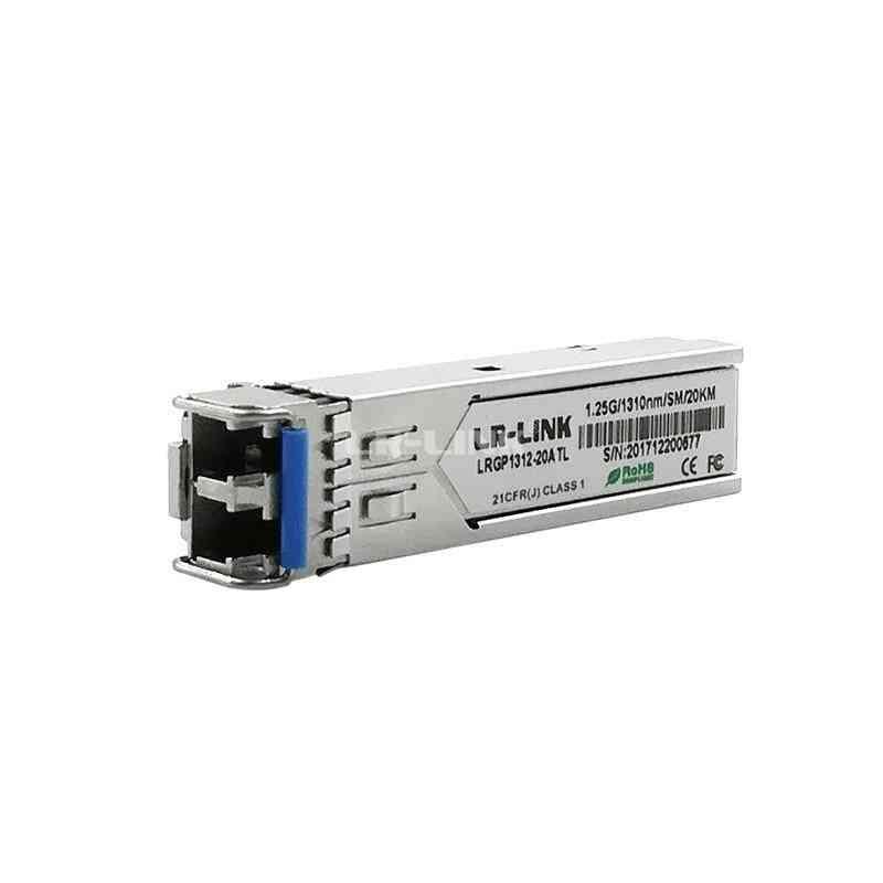 Lr-link  Lc Port Gigabit 20km Ddm Smf Sfp Module Optical Tranceiver Module