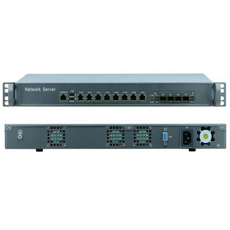 Rackmount Firewall Appliance Hardware Linux Utm Router Appliance