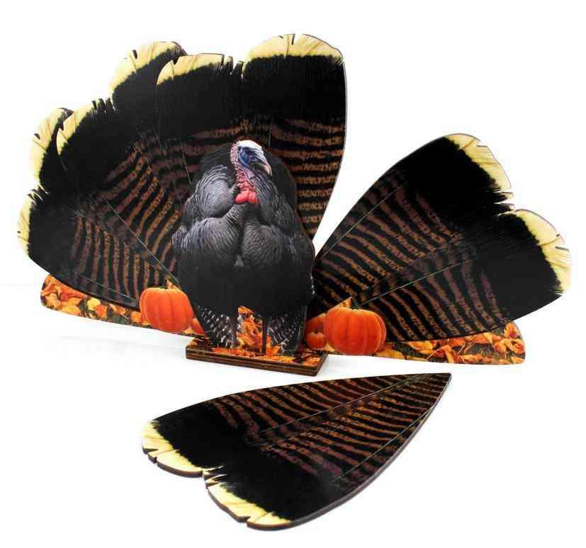 Turkey Coasters Set