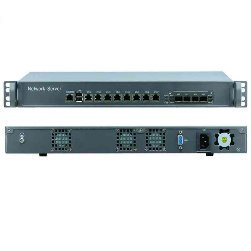 1u Case Network Firewall Appliance Network Security Router Server