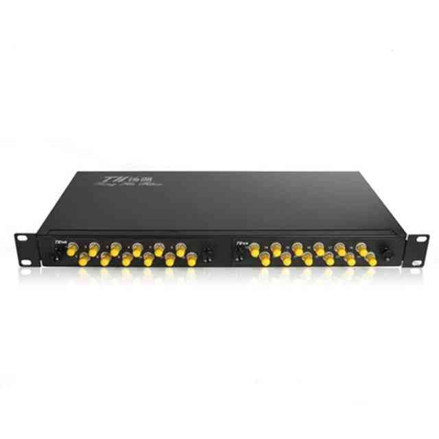 24 Ports St Rack-mount Thickening Fiber Optic Box
