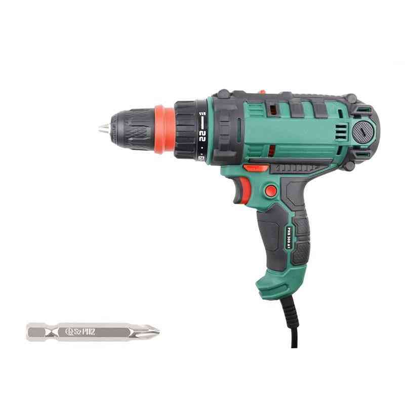 40n.m Torque Drill Tool, 230v Corded Power Drill In Electric Drills