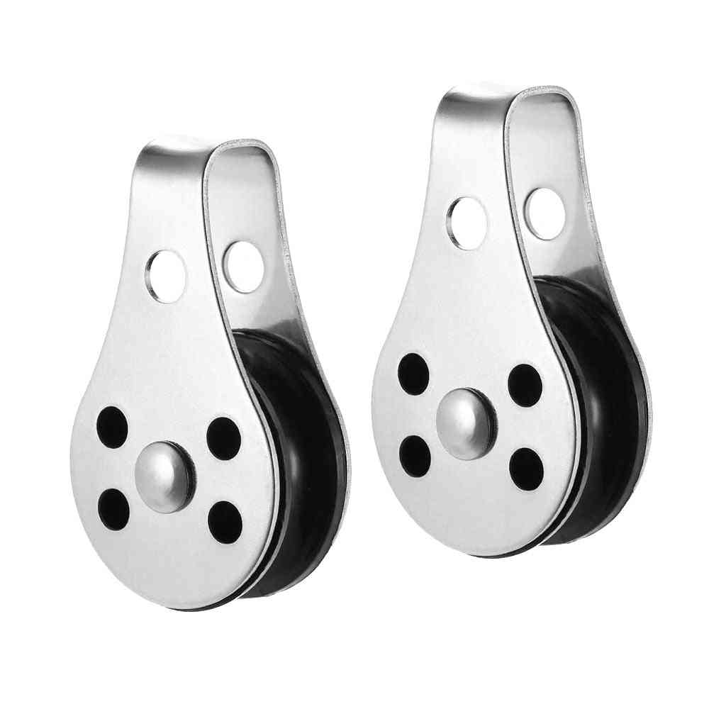 Marine Grade Stainless Steel Block, Tackle Pulley Boat, Nautical Tool