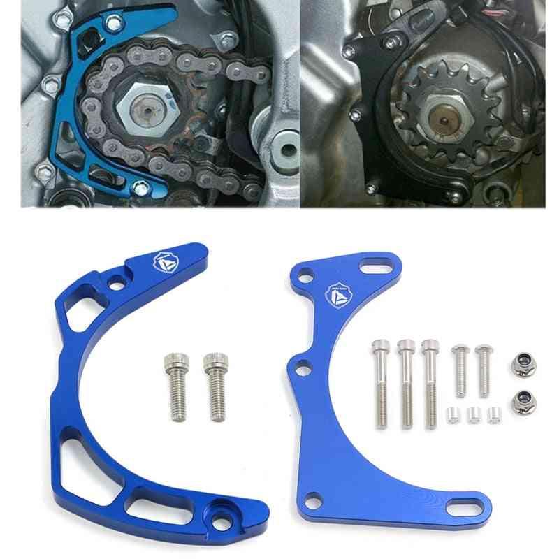 Cnc Aluminum Case Saver Cover W/ Engine Protector Guard Frame, Raptor