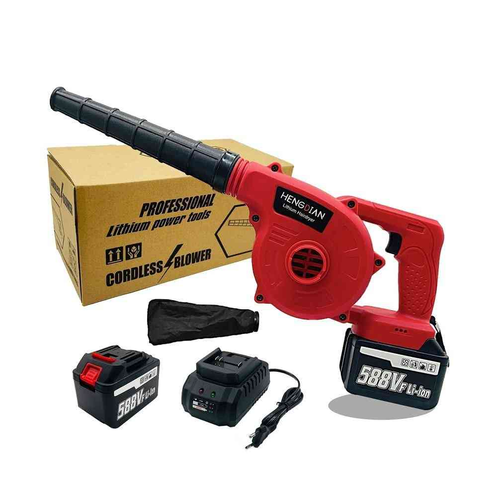 Wireless Blower Car Workbench Courtyard Computer Dust Removal Makita General Purpose Lithium Battery Rechargeable Power Tools
