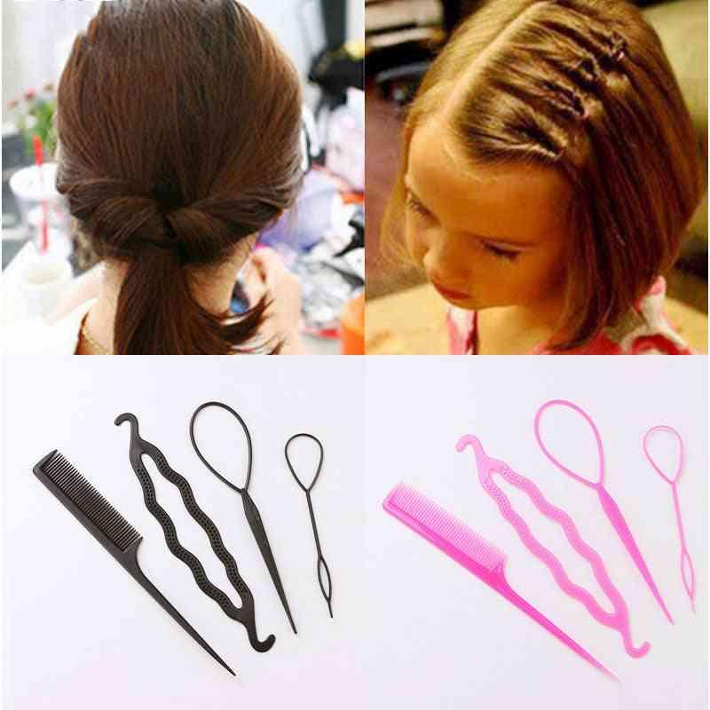Women Quick Hair Making Tools Set
