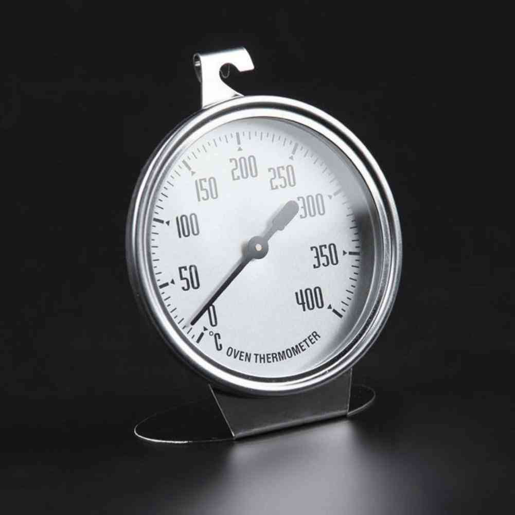 Stainless Steel Thermometer, Food Grade, Shell For Baking, Oven Kitchen Gadgets, Measuring Tool