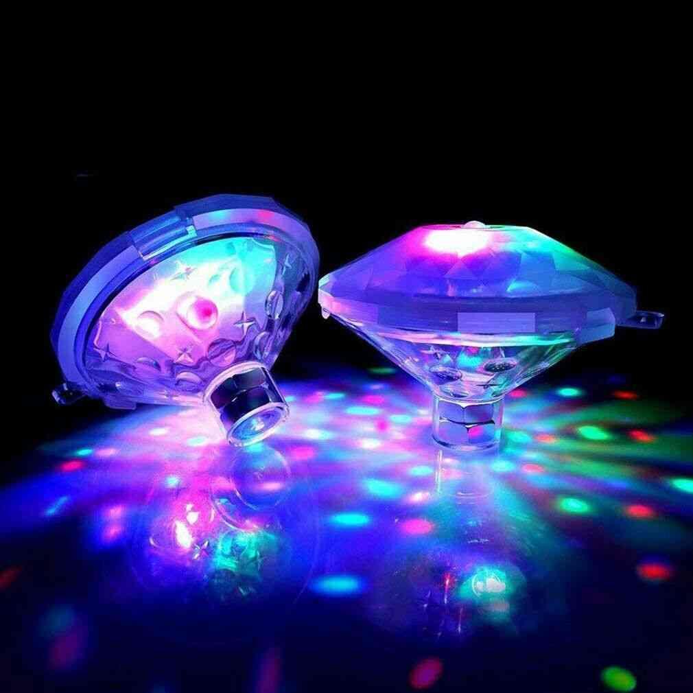 Floating Underwater Light Swimming Pool Led Light