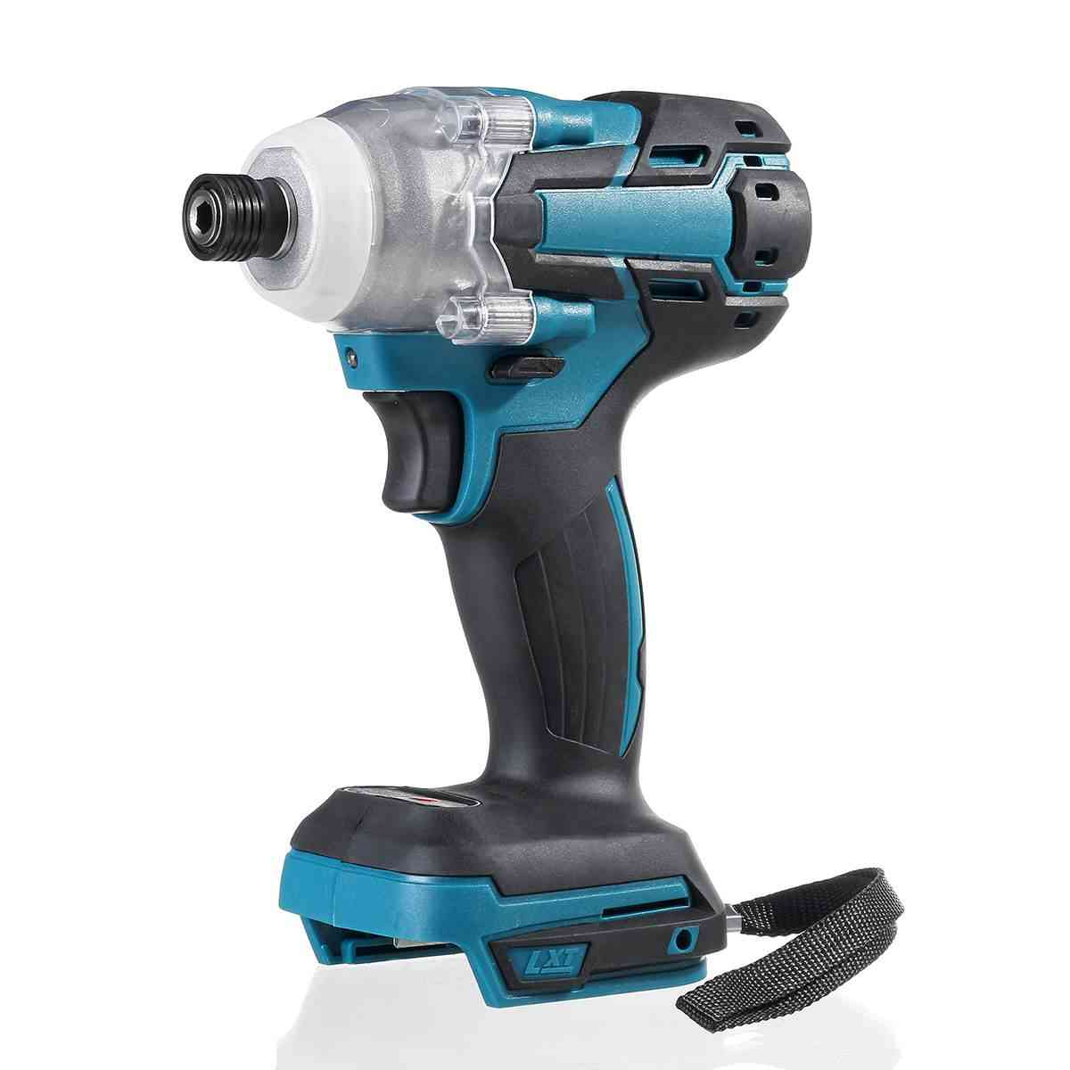 18v Electric Brushless Impact Wrench Screwdriver Rechargable