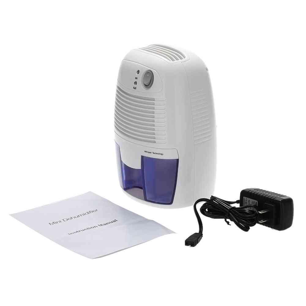 Semiconductor Home Desiccant Moisture Absorbing Air Dryer Dehumidifier